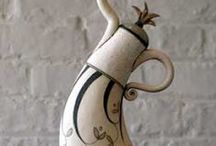 ceramic teapots / by Mayo Underwood