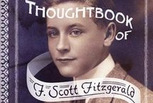 F Scott Fitzgerald  / have always been fascinated by Scott & Zelda - some wonderful graphic images here for books that have never gone out of print and a time that has never gone out of fashion. 