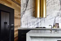 kitchens + bathrooms / interior design