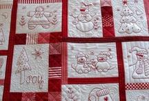 I stitch and stitch ....... / by Kim Preston