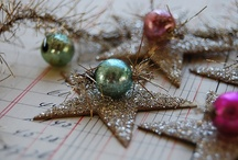 to create ~ christmas... / things i would love to make for the christmas tree...