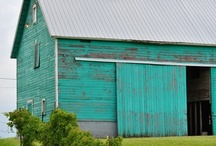once upon a time...vintage houses, barns & churches... / i love vintage houses...and taking photos of them...off the beaten path...