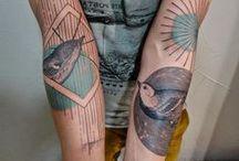 Tattoos / by Rachel Bullington