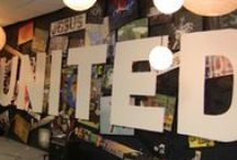 Youth Ministry - Youth Room Design / Decor ideas for youth ministry rooms and spaces / by Hustle and Grace