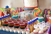 Party Themes and Ideas / by Jenna Seifried