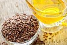 Flax seed oil / Flax oil recipes