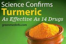 Turmeric / Turmeric recipes and the many health benefits. Turmeric is incredible!!!