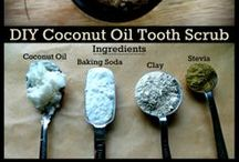 Coconut Oil / Coconut Oil recipes and health benefits