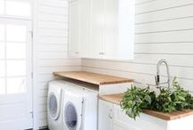 Mud/Laundry Rooms
