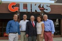 Glik's / A look inside our brick & mortar stores and other excitement going on at Glik's.