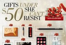 Motives Favorite Holiday Gifts Under $50 / What are your favorite Motives products for this holiday season? This group board is your space to share! Pin your favorite lipstick, eyeshadows, foundations and more that you cherish most, and tag them with #MotivesHolidays. Ready to pin? Email motivespinterest@shop.com for an invite.