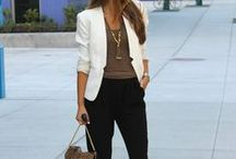 Business Chic / Outfits perfect for women that mean business!