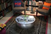 Curated || Make Me A Rug / Introducing you to our guest Pinterest curator Kate Watson-Smyth, interiors blogger of madaboutthehouse.com. Kate has been a national newspaper journalist for over 20 years and runs a successful interior styling business. We asked her to share the love of rugs and take us into a visual exploration of interior trends that inspire her!