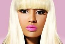 Nicki Minaj / by Valeria Gonzalez