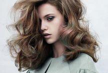 Love that hair! *shoot*