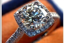 Diamonds are a girl's best friend / We all need a little sparkle in our lives.
