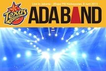 TEXAS CHICKEN PRJ / ADA BAND live in Jakarta - JIExpo PRJ Kemayoran, 8 Juni 2013  / by Texas Chicken