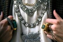 Bigger is Better / Dedicated to the jewelry that make our hearts pitter-patter. xx-The Loupe