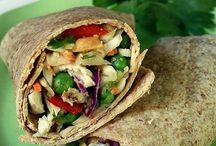 Clean Eating Sandwiches/Wraps