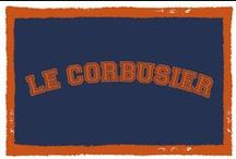 Schools of Design: Le Corbusier / by Sleepy Jones