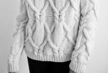 #sweaterstyle / knitting, sweaters, fashion, style, inspiration, DIY, patterns, clothes, design