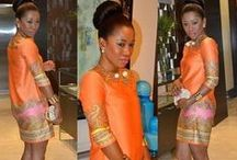 African chic / by Mfm Jemina