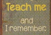 Opetus ja oppiminen (teoriaa)