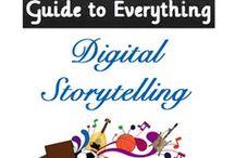 Digitaalinen tarinankerronta  Digital Storytelling