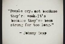 Quotes / Mooie, leuke grappige quotes