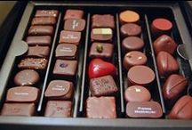 Chocolate Lovers / In ♥ with chocolate..          / by Yatt Haryati♡