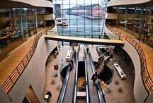 Lib-trekker / Bookstores & Libraries we find fascinating!