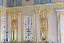 Historical Interiors & Exteriors