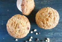 Muffin/Sweet Bread Recipes / From blueberry muffins to breakfast muffins to lemon breads and beyond.