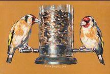 My Animal Paintings / Animal paintings by Simon Birtall.
