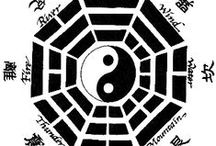Yijing / Dao de Jing / The Way of the Oracle.