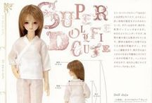MSD Sized Clothing Patterns / Clothing patterns for MSD sized and similar dolls.