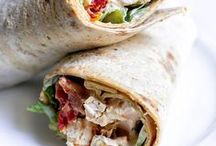 Lunch Recipes / All kinds of recipes for lunch and not just sandwiches!