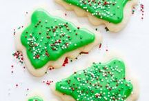Christmas Cookies / Cookies and Bar recipes just for Christmas.