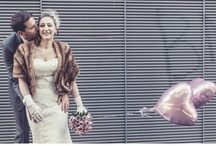 Vintage / We sell a selection of gorgeous vintage wedding dresses from the 1930's to the 1970's all of which are in fabulous restored condition. We also recreate a bespoke range of previously sold vintage wedding dresses including 1950's wedding dress styles. Our recreations and our real vintage dress will be tailored for you to a couture finish. Our real pieces change very quickly so please contact the boutique to find out about latest dresses.