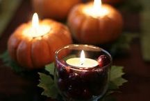 Autumn Fall Herbst / Decorating ideas for the autumn