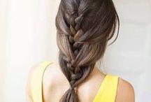 Hair Style / Idées coiffure