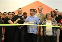 Ribbon Cutting / Our ribbon cutting for our brand new Pecos office! (08/01/2013)