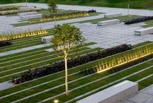 Exterior Design. Gardens