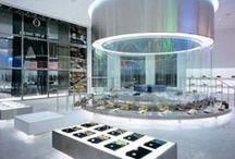 Interior Design. Retail
