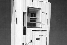 Architecture Models / by QIDStudio. Artur Fuster Architects