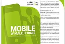 Infografiki, artykuły, raporty ze świata mobile / Analizy rynkowe, infografiki i raporty związane z marketingiem mobilnym.