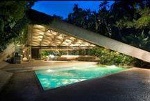 John Lautner / Famous Architects