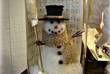 Dekorace Vánoce / vánoční výzdoba