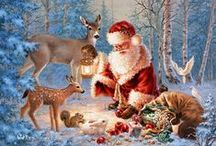 CHRISTMAS BOARD / ALL THINGS CHRISTMAS