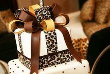 Dorty / Nápady na výrobu dortů